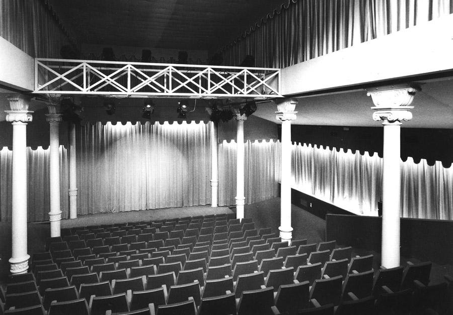 Historia del Teatro del Mercado